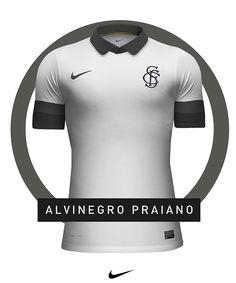 Club jersey design - Nike by E S, via Behance