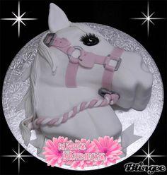 horse birthday cake - Google Search