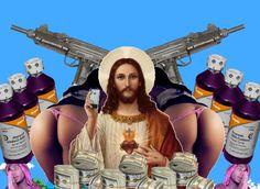 Love Jesus and love capitalism