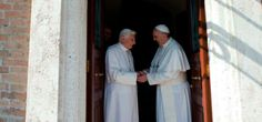 Two popes guided by one spirit