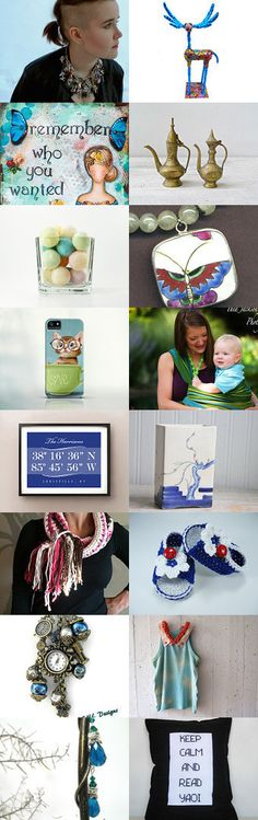 Remember Who You Wanted to Be by Savenna Zlatchkine on Etsy--Pinned with TreasuryPin.com