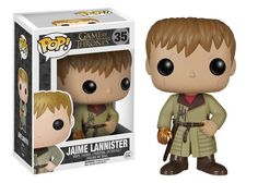 Funko Pop! TV: Game of Thrones - Golden Hand Jaime Lannister