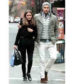Star couples with serious style: Olivia Palermo & Johannes Huebl