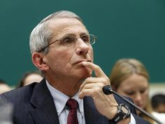 Protective-gear protocol revised for handling Ebola patients  l  Dr. Anthony Fauci, director of The National Institute of Allergy and Infectious Diseases, testified on Capitol Hill in Washington, D.C. on Thursday.