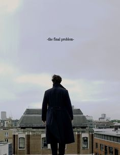 The Fall was merely the KEY to the Final Problem. The solution as it were. But not the Final problem itself.So what is the Final Problem? Sherlock Holmes Bbc, Sherlock Fandom, Benedict Cumberbatch Sherlock, Sherlock Kiss, Martin Freeman, I Dont Have Friends, Best Friends, Sherlock Wallpaper, The Science Of Deduction