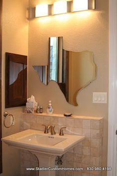 Texas mirror