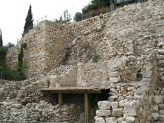 Five Recent Biblical Archaeological Discoveries King David's Palace . Ancient Ruins, Ancient Artifacts, Ancient Egypt, Ancient History, Ancient Greece, Archaeological Discoveries, Archaeological Finds, Israel History, Jewish History