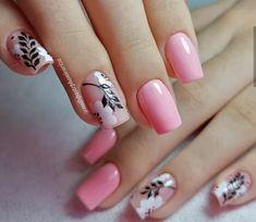 Bella Nails, Sassy Nails, Precious Nails, G Nails, Pretty Hands, Elegant Nails, Pedicure, Hair Beauty, Nail Art