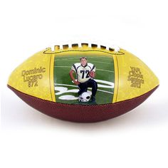 Custom Mini Football- Perfect For High School Senior Gifts, Athletic Achievement Awards, Coaches Gift, Wedding Parties, Bar and Bat Mitzvahs Senior Football Gifts, Football Coach Gifts, Senior Night Gifts, Football Crafts, Football Decor, Football Stuff, Football Season, Sports Gifts, Sports Mom
