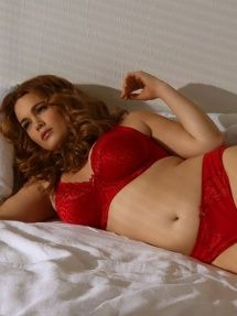 HIPS & CURVES: VALENTINE'S DAY LINGERIE TO LOVE IN PLUS SIZE AND EXTENDED SIZES