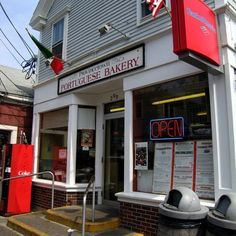 I need a malasada from there NOW! Provincetown Portuguese Bakery
