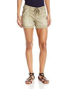 Silver Jeans Women's Suki Midrise Rise Short - http://www.darrenblogs.com/2017/02/silver-jeans-womens-suki-midrise-rise-short/