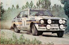 Ari Vatanen Ford Escort Mk2