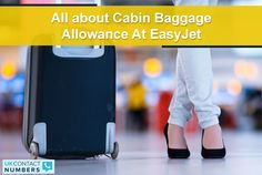 All about Cabin Baggage #Allowance At #EasyJet