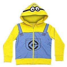 DESPICABLE ME MINIONS  Yellow Hoodie Kids Childrens Sweatshirt Zip Coat Jacket Jumper Hoody Top With Hood (6-7 Years) NEW DESPICABLE ME MINIONS YELLOW CHILDRENS KIDS BOYS HOODY (Barcode EAN = 7652527007777). http://www.comparestoreprices.co.uk/december-2016-4/despicable-me-minions-yellow-hoodie-kids-childrens-sweatshirt-zip-coat-jacket-jumper-hoody-top-with-hood-6-7-years-.asp