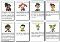 {Printable} Fun Breathing and Relaxation Exercises for Kids