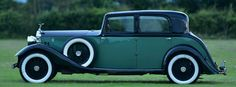 Chassis GUB21 (1934) Sports Saloon by Cockshoot