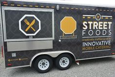 Express Printing & Graphics provides the best vehicle wraps in Pittsburgh; truck wrapping, vehicle wrap advertising, car wraps and vehicle fleet graphics. Pizza Food Truck, Best Food Trucks, Food Packaging, Brand Packaging, Food Cart Business, Business Ideas, Restaurant Layout, Mobile Restaurant, Perfect Baked Sweet Potato
