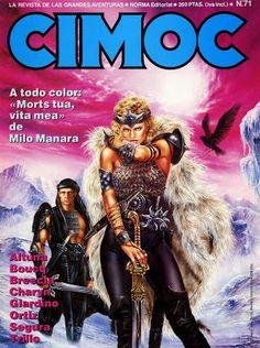 Les Rétro-Galeries de Mr Gutsy: Barbariannes et Amazones