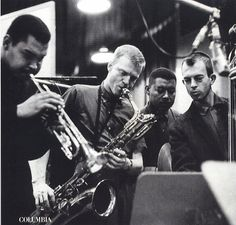 Gerry Mulligan's pianoless groups teach a lesson in the use of space, and that the notes you don't play can be as important as the ones you do.