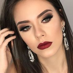 Vintage Makeup The matte lipsticks our readers are simply mad about - Makeup Trends, Makeup Inspo, Makeup Inspiration, Makeup Tips, Makeup Ideas, Makeup Hacks, Makeup Case, Style Inspiration, Glam Makeup