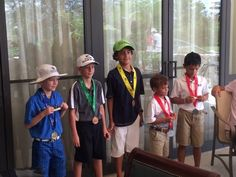 Tiger Woods' son Charlie ties for second in U.S. Kids Golf event - Golf Digest