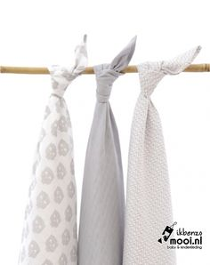 Jollein large multi-use towels