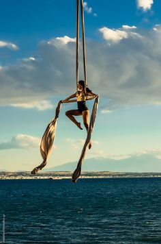 Fly Away series Aerial Dance, Thessaloniki, Greece 2013
