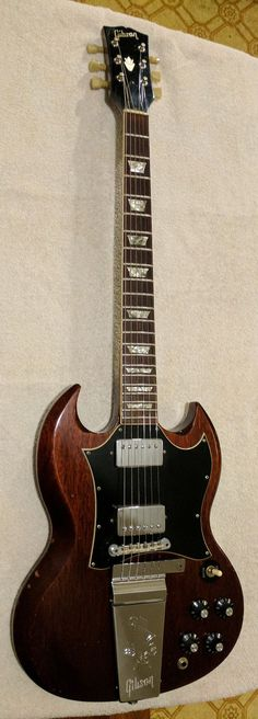 1970 Gibson SG Standard with Lyre Vibrola ~~CLEAN~ Vintage Les Paul Guitar