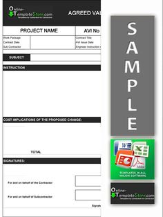Commercial Communication Plan  Cost Control Templates