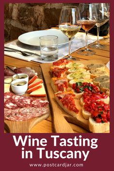 5 tips for wine tasting in Tuscany, Italy, we learned through our travel and transport with Italy Unfiltered and Massi the Driver.  via @Postcard Jar