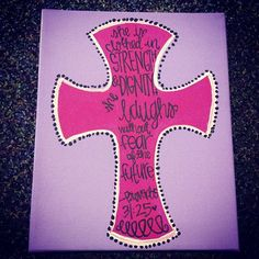 proverbs 31 canvas painting
