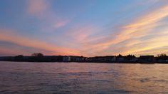 Am Rhein in Linz