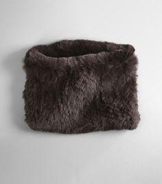 Tory Burch Fur Neck Warmer