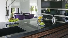 Znalezione obrazy dla zapytania kuchnia nowoczesna Decor, Double Vanity, Table Settings, Vanity, Table, Home Decor, Bathroom Vanity, Kitchen