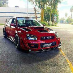 Stance Nation, Tuner Cars, Jdm Cars, Subaru Impreza Wrx, Subaru Cars, Sti Subaru, Japan Cars, Sweet Cars, Performance Cars