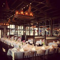 Sevens Restaurant Breckenridge Colorado Wedding Reception Venue Summitcounty