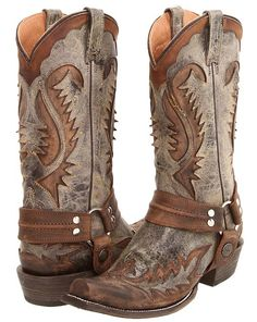 Stetson  Western Boots