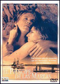 El príncipe de las mareas (1991) EEUU.Dir.: Barbra Streisand. Drama. Romance – DVD CINE 1736