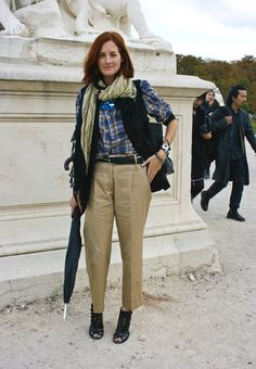 Taylor Tomasi of Teen Vogue in Paris | Street Fashion | Street Peeper | Global Street Fashion and Street Style