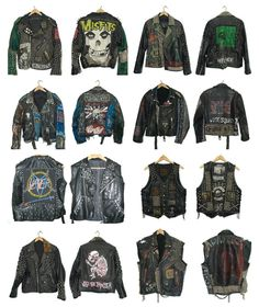 jackets and vests