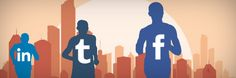 Facebook, Twitter and LinkedIn: B2B's Social Media Triathlon