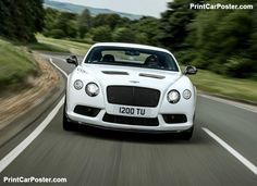 Bentley Continental GT3-R 2015 poster, #poster, #mousepad