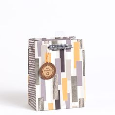 Modern Shades Medium Gift Bag
