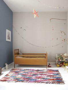habitacion infantil niños 3 Habitaciones infantiles sencillas y con sabor