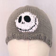 Jack Skellington Hat. Novelty HatsJack SkellingtonKnitting ... 96afa8c617d