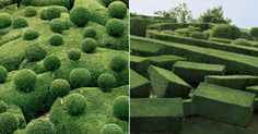 Surreal Photographs of the Marqueyssac Topiary Gardens   TIMEWHEEL