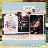 A Project by mommy2tate from our Scrapbooking Gallery originally submitted 09/08/11 at 10:35 AM