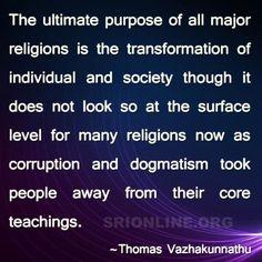 #QuoteoftheDay by #ThomasVazhakunnathu