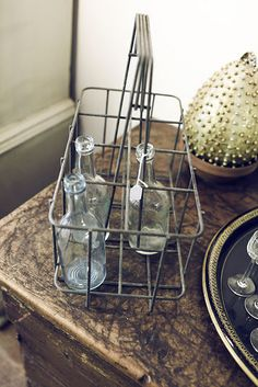 wire basket / can you have enough
